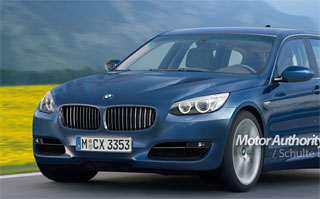 3-Series GT preview rendering