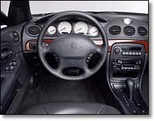 300M interior