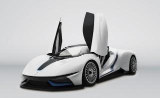 Arcfox-7 concept, 2016 Beijing auto show