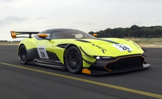 Aston Martin Vulcan gets the AMR Pro treatment
