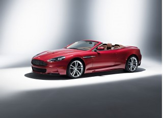 2010 Aston Martin DBS Photo