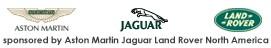 Aston Martin Jaguar Land Rover sponsor