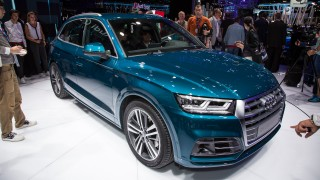 2018 Audi Q5 revealed