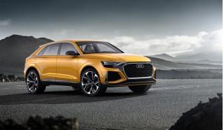 Audi Mulls Full Size SUV To Take On BMW X7, Mercedes GLS