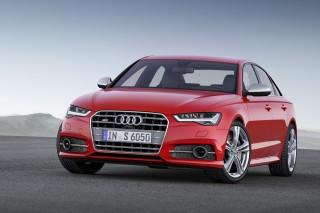 2016 Audi S6 (European spec)