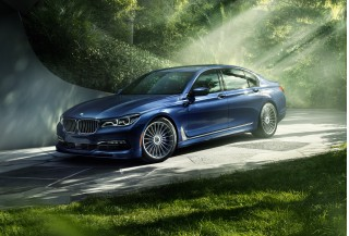 2017 BMW Alpina B7 xDrive Revealed With 600 Horsepower