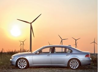 2009 BMW 7-Series Photo