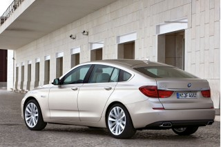 2010 BMW 5-Series Gran Turismo Photo