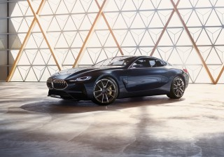 BMW 8-Series Concept revealed, that escalated quickly