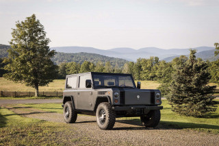Bollinger B1 all-electric utility truck revealed