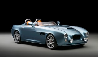 Bristol's Project Pinnacle revealed as Bullet speedster