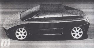 Bugatti Espresso Project - Image via Motor.es