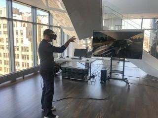 Cadillac Virtual Reality Showroom