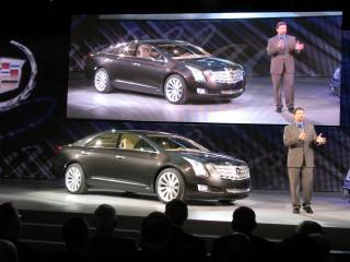 2012 Cadillac XTS Photo