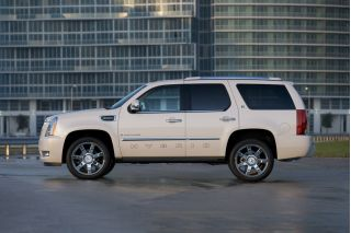 2009 Cadillac Escalade Hybrid Photo
