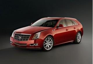 2010 Cadillac CTS Photo