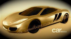 CAR McLaren P11 Spy Shot 2