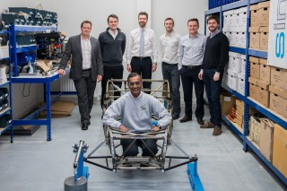"""Caterham builds lighter Seven chassis using bicycle """"butted tubing"""" technology"""