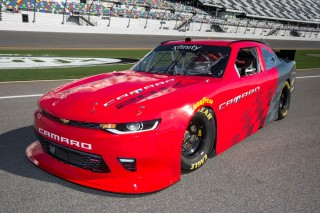 Sixth-generation Camaro to race in NASCAR Xfinity Series next year