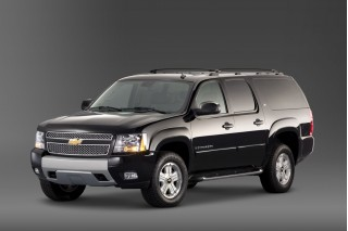 2010 Chevrolet Suburban Photo