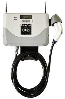 Coulomb Technologies CT-500 electric vehicle charging station