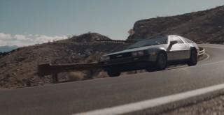 DeLorean Ad