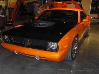 RELEASE: 2006 Dodge Challenger Super Stock Concept