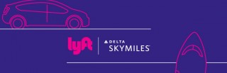 Earn Delta SkyMiles while riding Lyft