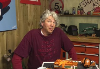 "Edd China announcing he will leave TV's ""Wheeler Dealers"""
