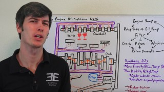 Engineering Explained discusses what engine oil does for your car