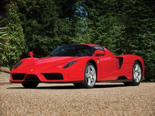 Ferrari Enzo heading to RM Auction in London