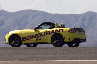 Fiat Abarth buyers get free Abarth Track Experience at Bondurant