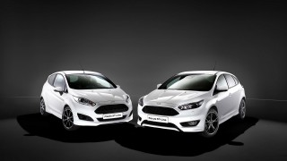 Ford Focus and Fiesta ST Line