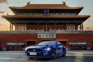 Ford pairs with Chinese maker Gotye for electric-car expansion