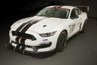 Ford Performance reveals track-only Shelby FP350S