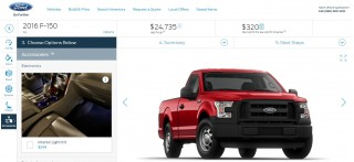 Ford website