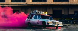 Ghostbusters Lyft Promotion