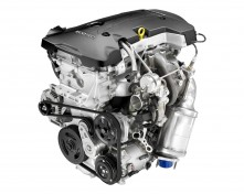 GM 2.0-liter Ecotec turbocharged four-cylinder engine