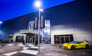 GM Powertrain Performance and Racing Center located in Pontiac, Michigan