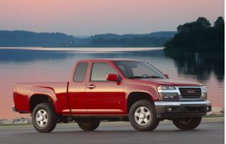 2009 GMC Canyon Photo