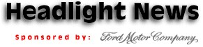 Headlight News Ford Banner
