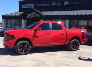 The Hellcat-powered Ram 1500 lives