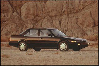 Honda Accord's turns 40, somehow still looks better than the rest of us