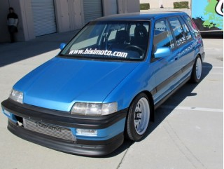 1988 Bisimoto Engineering Honda Civic Wagon