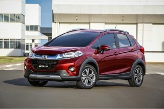 Honda WR-V (Indian-market version)