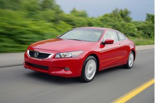 2009 Honda Accord Coupe Photo