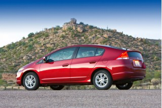 2010 Honda Insight Photo