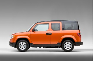2009 Honda Element Photo