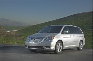 Five Reasons the 2010 Honda Odyssey Is a Wise Ownership Proposition
