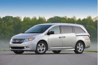 2011 Honda Odyssey Photo